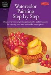 Watercolor Painting Step by Step - Barbara Fudurich (Paperback)