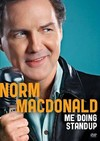 Norm Macdonald - Me Doing Standup (Region 1 DVD)