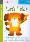 Let's Fold - Shinobu Akaishi (Paperback)