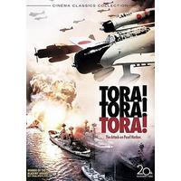 Tora Tora Tora (Region 1 DVD)