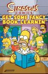 Simpsons Comics Get Some Fancy Book Learnin' - Matt Groening (Paperback)