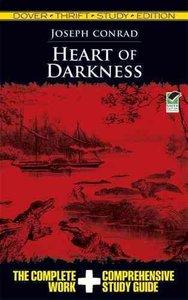 Heart of Darkness - Joseph Conrad (Paperback) - Cover