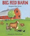 Big Red Barn - Margaret Wise Brown (Board book)