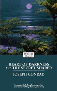 Heart of Darkness and the Secret Sharer - Joseph Conrad (Paperback) - Cover