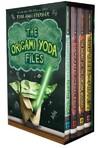 The Origami Yoda Files - Tom Angleberger (Hardcover) Cover