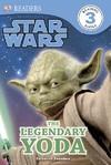 The Legendary Yoda - Catherine Saunders (Hardcover) Cover