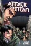 Attack On Titan 5 - Hajime Isayama (Paperback)