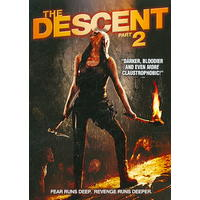 Descent: Part 2 (Region 1 DVD)