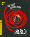 Criterion Collection: Charade (Region A Blu-ray)