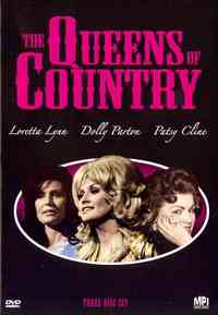 Queens of Country / Various (Region 1 DVD) - Cover