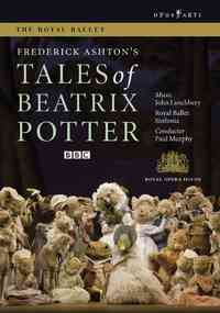 Lanchberry / Hewitt / Cervera / Howells / Ashton - Tales of Beatrix Potter (Region 1 DVD) - Cover