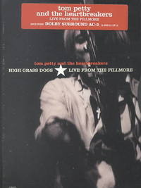 Tom Petty - High Grass Dogs: Live From the Fillmore (Region 1 DVD) - Cover