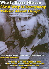 Who Is Harry Nilsson (Region 1 DVD) - Cover