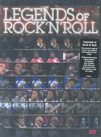 Legends of Rock 'N' Roll / Various (Region 1 DVD) - Cover
