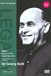 Elgar / Solti / Lpo - Symphony No. 2 / Enigma Variations (Region 1 DVD)
