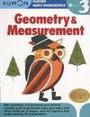 Geometry & Measurement, Grade 3 - Kumon Pub. North America Ltd (Paperback)