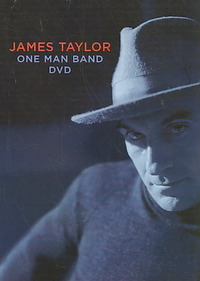 James Taylor - One Man Band (Region 1 DVD) - Cover