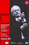 Szymanowski / Wit / Bartminski / Broja / Wpo / Pno - Symphonies Nos. 3 & 4 (Region 1 DVD)