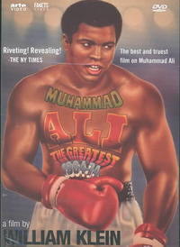 Muhammad Ali: the Greatest (Region 1 DVD) - Cover