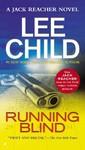 Running Blind - Lee Child (Paperback)