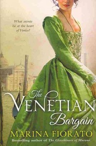 The Venetian Bargain - Marina Fiorato (Paperback) - Cover