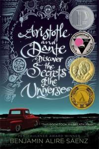 Aristotle and Dante Discover the Secrets of the Universe - Benjamin Alire Saenz (Paperback) - Cover