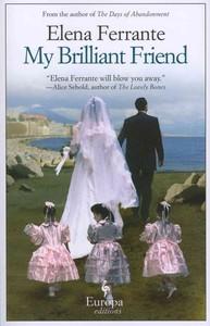 My Brilliant Friend - Elena Ferrante (Paperback) - Cover