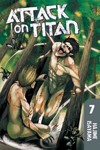 Attack on Titan 7 - Hajime Isayama (Paperback)
