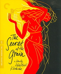 Criterion Collection: Secret of the Grain (Region A Blu-ray) - Cover