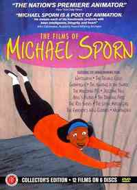 Films of Michael Sporn (Region 1 DVD) - Cover