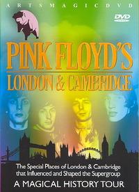 Pink Floyd's: London & Cambridge (Region 1 DVD) - Cover