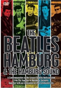Beatles Hamburg & the Hamburg Sound (Region 1 DVD) - Cover