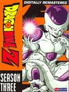 Dragon Ball Z: Season Three (Region 1 DVD) Cover