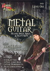Metal Guitar Melodic Speed Shred & Heavy Riffs 1 (Region 1 DVD)