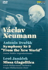 Dvorak Dvorak / Janscek / Janscek,Leos / Czech Phi - Symphony 9 / Missa Glagolitica (Region 1 DVD)