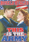 This Is the Army (Region 1 DVD)