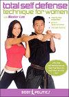 Total Self-Defense Technique For Women (Region 1 DVD)