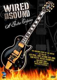 Wired For Sound: a Guitar Odyssey (Region 1 DVD) - Cover