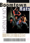 Boomtown Rats - On a Night Like This (Region 1 DVD)