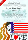 All You Need Is Love 8: Swing That Music / Various (Region 1 DVD)
