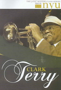 Clark Terry - Jazz Master Class Series From Nyu (Region 1 DVD) - Cover