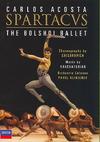 Bolshoi Ballet - Spartacus (DVD)