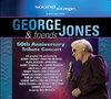George & Friends Jones - George Jones & Friends: 50th Anniversary Tribute (Region 1 DVD)