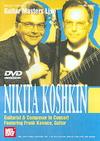 Nikita Koshkin / Koonce,Frank - Guitarist & Composer: In Concert (Region 1 DVD)