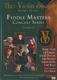 Assorted - Fiddle Masters Concert Series 2 (Region 1 DVD) - Cover