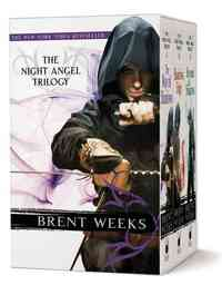 The Night Angel Trilogy - Brent Weeks (Paperback) - Cover