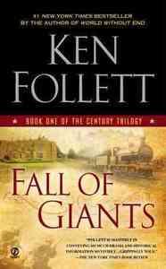 Fall of Giants - Ken Follett (Paperback) - Cover