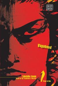 Vagabond, Vol. 1 (Vizbig Edition) - Takehiko Inoue (Paperback) - Cover