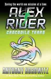 Crocodile Tears - Anthony Horowitz (Paperback) - Cover
