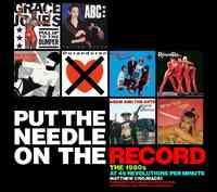 Put the Needle On the Record - Matthew Chojnacki (Hardcover) - Cover